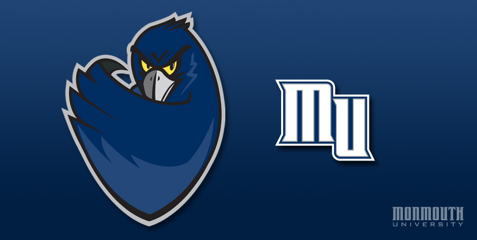 Monmouth University Hawk Logo